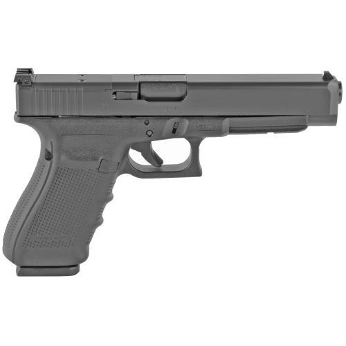 "Glock, 41 Gen4, Competition, Modular Optic System, Striker Fired, Full Size, 45ACP, 5.31"" Barrel"