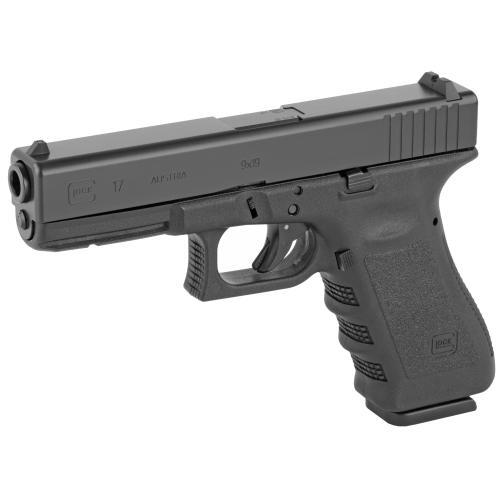 "Glock, 17 Gen5, Striker Fired, Full Size, 9MM, 4.49"" Marksman Barrel, Polymer Frame, Matte Finish"