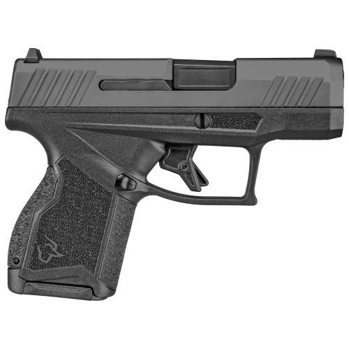 "Taurus, GX4, Semi-automatic Pistol, Striker Fired, Compact, 9MM, 3"" Barrel, Polymer Frame"