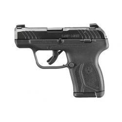 Ruger LCP MAX, 380ACP, Black/Polymer 10+1