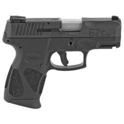 Taurus, PT111 G2C, Semi-automatic Pistol, Double Action Only, Compact , 9MM, 3.2