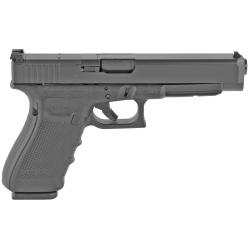 Glock, 41 Gen4, Competition, Modular Optic System, Striker Fired, Full Size, 45ACP, 5.31