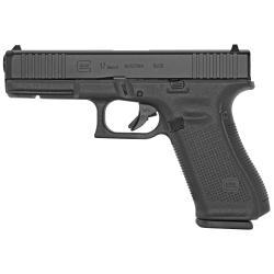 Glock, 17 Gen5, Striker Fired, Full Size, 9MM, 4.49
