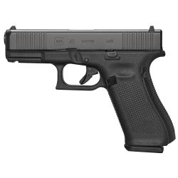 Glock, 45, Striker Fired, Compact Size, 9MM, 4.02