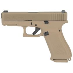 Glock, 19X, Striker Fired, Compact, 9MM, 4.02