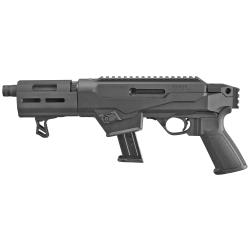 Ruger, PC Charger, Semi-automatic, Pistol, 9MM, 6.5