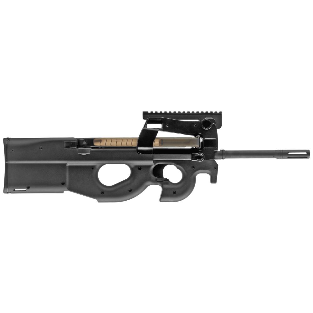 """FN America, PS90, Semi-automatic Rifle, 5.7x28mm, 16"""" Chrome Lined Hammer Forged Barrel, Black"""