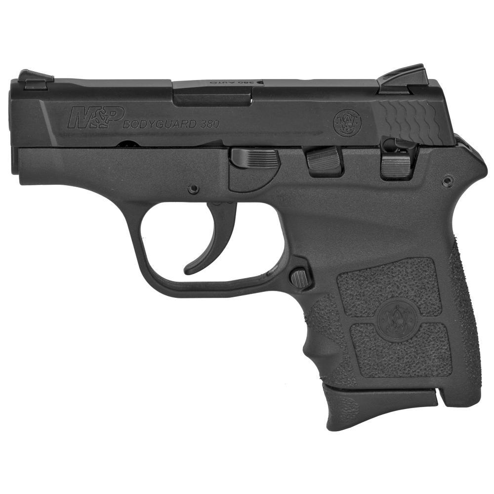 "Smith & Wesson, M&P Bodyguard, Semi-Automatic, Compact, 380ACP, 2.75"" Barrel, Polymer Frame, Black"