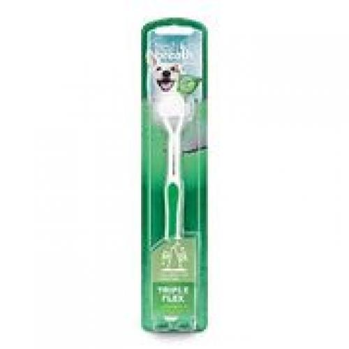 TROPICLEAN TOOTH BRUSH LARGE