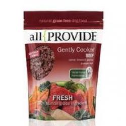 ALL PROVIDE GENTLY COOKED BEEF FROZEN 2 LB BAG