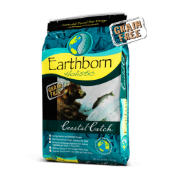 EARTHBORN  COASTAL GRAIN FREE DOG FOOD 12.5lb