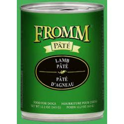FROMM  DOG LAMB PATE 12.2oz CAN
