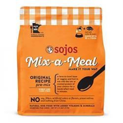 SOJOS ORIGINAL MIX A MEAL 10lb BAG