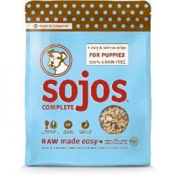SOJOS GRIAN FREE PUPPY TURKEY & SALMON 4 lb BAG