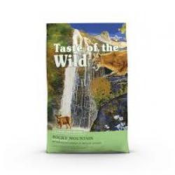 TASTE OF THE WILD CAT ROCKY MOUNTAIN 5lb BAG