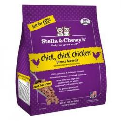 STELLA & CHEWY'S RAW CAT CHICKEN  MORSELS 1.25 LB