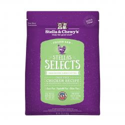 STELLA & CHEWY'S RAW CAT SELECT CHICKEN 1 LB