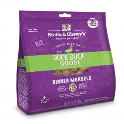 STELLA & CHEWY'S CAT DUCK DUCK GOOSE 3.5 OZ