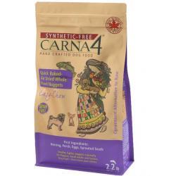 CARNA4 DOG FOOD FISH 2.2LB