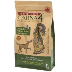CARNA4 DOG FOOD DUCK 3LB