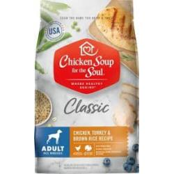 CHICKEN SOUP DOG ADULT 4.5LB