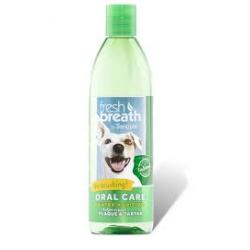 TROPICLEAN FRESH BREATH WATER ADDITIVE 33 OZ