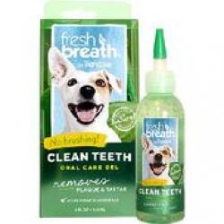 TROPICLEAN TEETH GEL 4 OZ