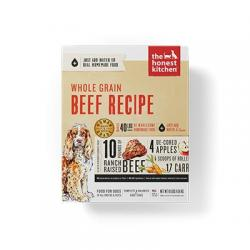 HONEST KITCHEN DEHYDRATED W/GRAINS BEEF 10 lb BOX