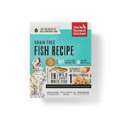 HONEST KITCHEN DEHYDRATED GRAIN FREE FISH 10lb BOX