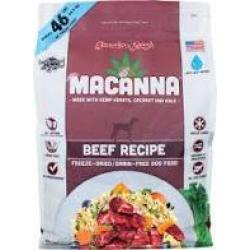 GRAN MA LUCYS  DOG MACANNA BEEF 8LB