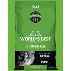 WORLDS BEST CLUMPING  LITTER 8LB