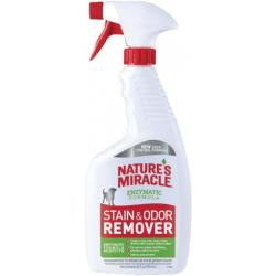 NATURES MIRACLE DOG STAIN AND ODER REMOVER 24 OZ