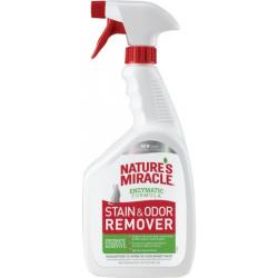 NATURES MIRACLE CAT STAIN AND ODER REMOVER 32oz