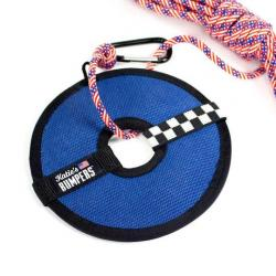 KATIES BUMPERS FREQUENT FLYER CIRCLE BLUE
