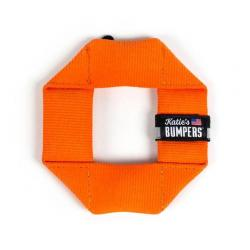 KATIES BUMPERS FREQUENT FLYER SQUARE ORANGE