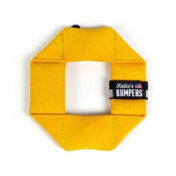 KATIES BUMPERS FREQUENT FLYER SQUARE YELLOW