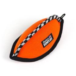 KATIES BUMPERS FOOTBALL ORANGE