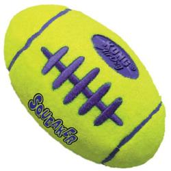 KONG AIR MED FOOTBALL SQUEEKER