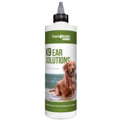 K9 LIQUID HEALTH EAR SOLUTION