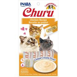 INABA CHURU PUREE CHICKEN 2 oz