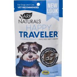 ARK NATURAL HAPPY TRAVELER CHEWS 75CT