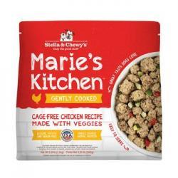 Stella & Chewy's Dog Frozen Marie's Kitchen Chicken Cage-Free 3.25lb