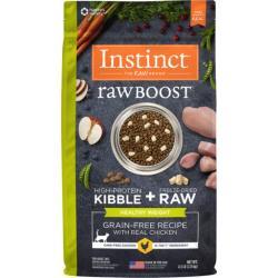 NATURES VARIETY INSTINCT CAT RAW BOOST INDOOR CHICKEN 5 LB