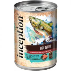 CASE INCEPTION DOG FISH 13oz CAN CASE OF 12 CANS