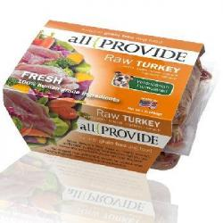 ALL PROVIDE RAW TURKEY  2 LB PACKAGE