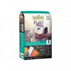 Canidae Dog PURE Grain Free Real Salmon & Sweet Potato  24 lbs.