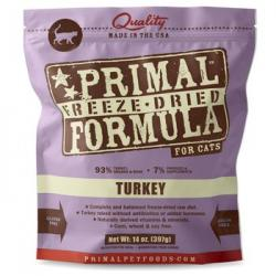 Primal Cat FD Food Turkey 14 oz