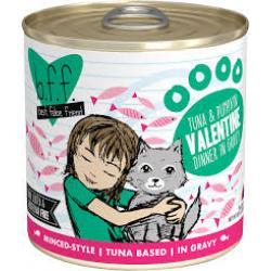 CASE BFF CAT TUNA & PUMPKIN 10 OZ CASE OF 12 CANS