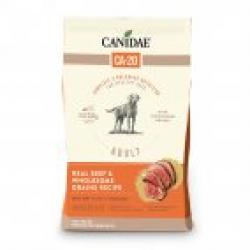 CANIDAE CA-20 Real Beef & Wholesome Grain Recipe 25lb