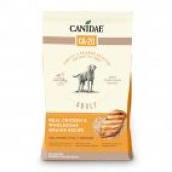 CANIDAE CA-20 Real Chicken& Wholesome Grain Recipe 25lb